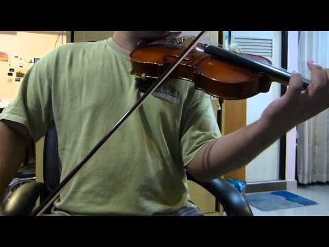 Stay with me (violin cover)