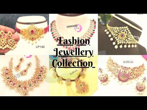 Artificial Jewellery | Imitation jewellery | 1 gram Jewellery for Sale