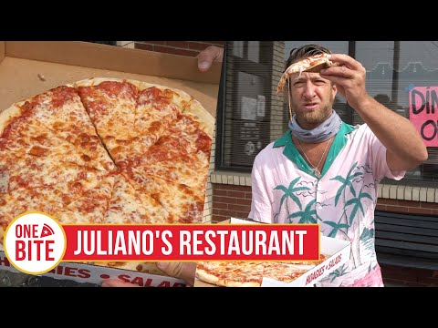Barstool Pizza Review - Juliano's Restaurant (McKees Rocks, PA)