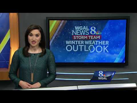 WGAL Winter Weather Outlook Part 3