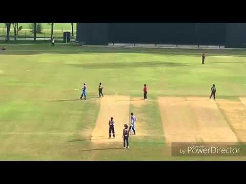 Nepal vs India -ACC U19  Asia Cup 2017