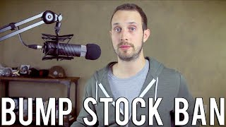 On the Bump Stock Ban | Beyond Principle, States That Banned Them Show It Won't Do Anything Anyway