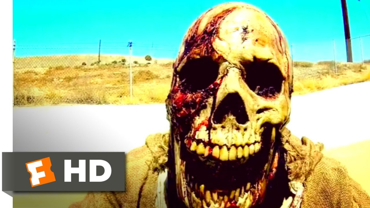 Download VHS: Viral (2014) - Zombies vs. Skateboarders Scene (9/10)   Movieclips