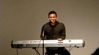 Music Speaks (Disney Medley) - AJ Rafael