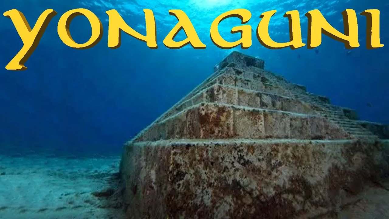 Yonaguni Monument Japan's Lost Atlantis YouTube