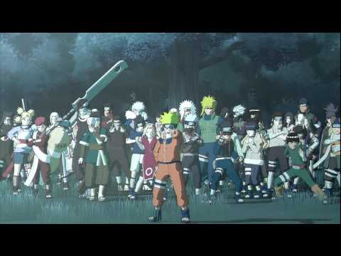 [N.G] Naruto Generation PS3 DEMO  WATCH IN 720p