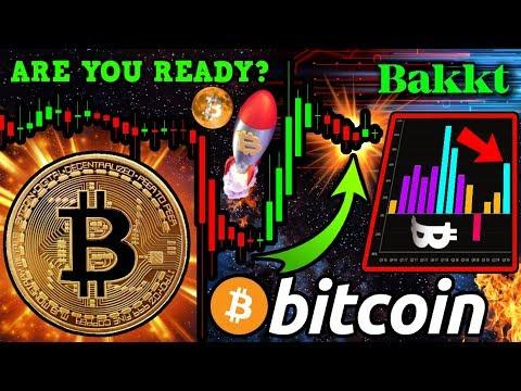 BITCOIN BOUNCES BACK!! Bakkt DUMP STILL Possible!? SEC: BTC Needs MORE Regulation?