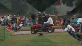 southern outlaws durham town plantation mower race