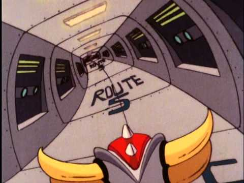 Ufo Robot Grendizer - Secret Route 5