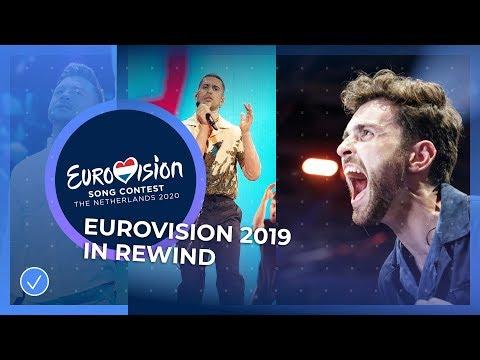 Eurovision 2019 - REWIND