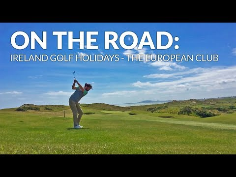 The World's Best Links Golf Course? (its got 20 holes) The European Club in Ireland