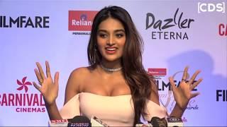 Nidhi Agarwal At Filmfare Glamour and Style Awards 2017