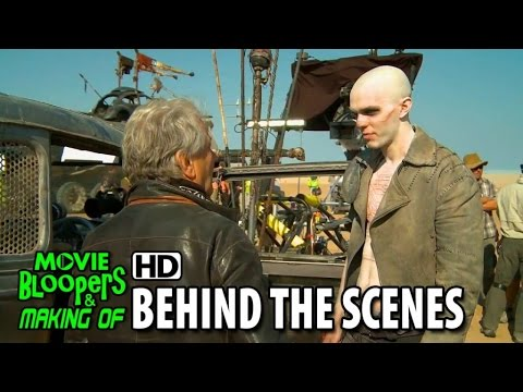Mad Max: Fury Road (2015) Making of & Behind the Scenes (Part1/3)