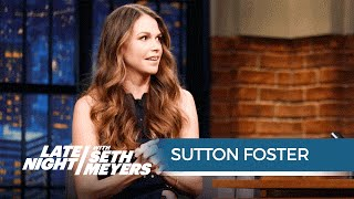 Gilmore Girls Fan Sutton Foster Cried When She Filmed Her Scenes in the Revival