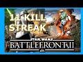 Star Wars BattleFront 2 - Republic Jet Tropper 👉 11 Kill Streak (Multiplayer Beta)