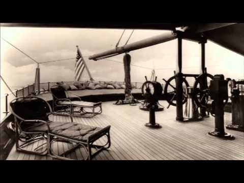 Marjorie Merriweather Post's Historic Yacht in the Caribbean
