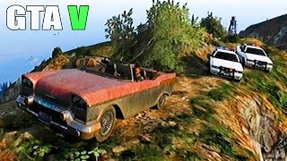 Grand Theft Auto V - [Movie] Easter Egg - Thelma & Louise [GTA V]