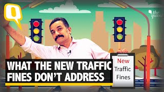 What the New Traffic Fines in India Don't Address