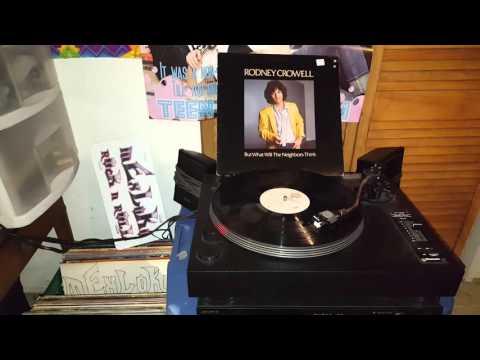 Rodney crowel - queen of hearts mp3