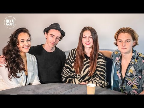 The Last Kingdom Season 3 | Millie Brady, Eliza Butterworth, David ...