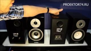 обзор акустических систем Yamaha NS-BP401 и Yamaha NS-BP301