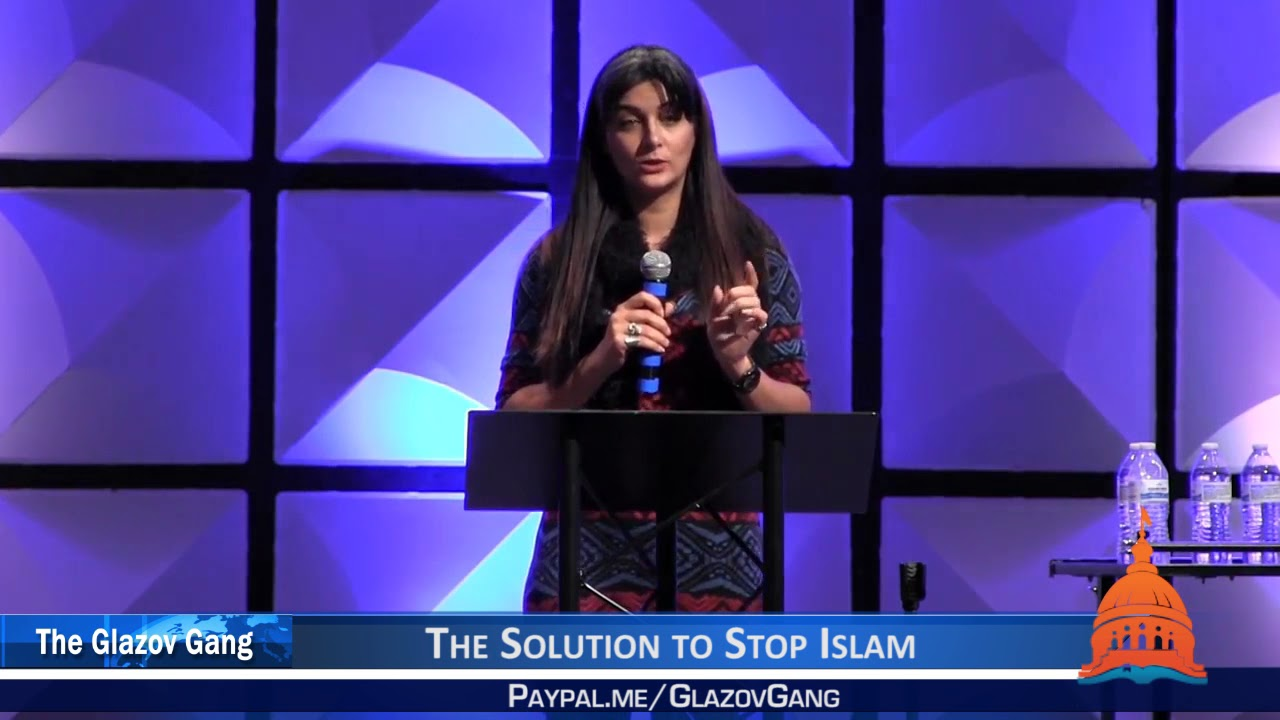 The Solution to Stop Islam.