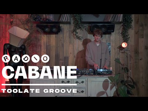 Radio Cabane . Toolate Groove . Dj Set . Brussels . 2020