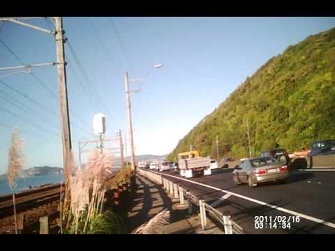 Bike To Work Day: Lower Hutt to Wellington City