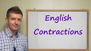 English Language Contractions