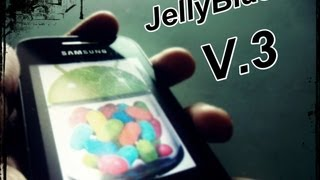 How to install JellyBean (4.1) on Galaxy Y