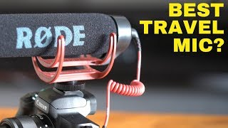 Travel Microphone | RODE VIDEOMIC GO (2019 Review)