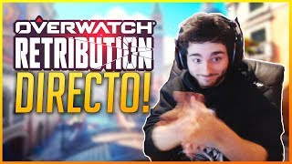 🔴 DIRECTO: REACCIONANDO Y JUGANDO AL EVENTO RETRIBUTION | Makina