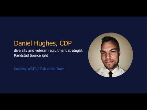 Talk of the Town WATR: Daniel Hughes, Randstad Sourceright.