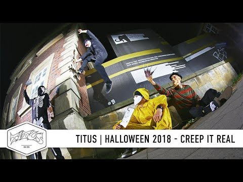 Titus Halloween 2018 - Creep It Real