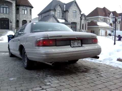 Burnout contest grand marquis 1995 doovi for 1995 mercury grand marquis power window repair