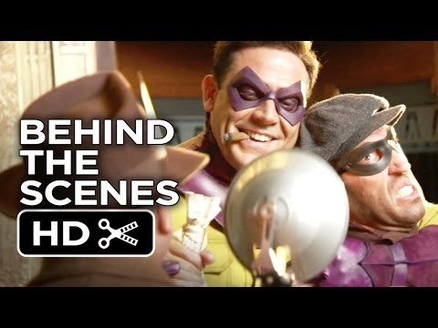 Watchmen Behind the Scenes - The Minute Men (2009) Zac Snyder Movie HD