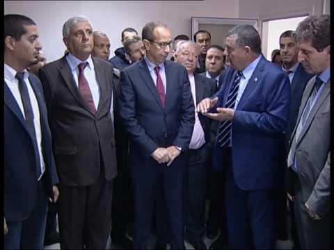 Ministére de l'Agriculture  Algerie Visite  Tlemcen 1