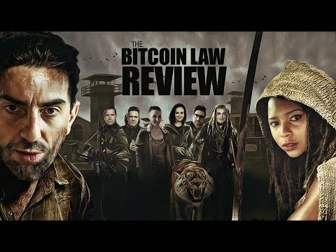 Bitcoin Law Review - QuadrigaCX, Mitchell Espinoza, Civil Li