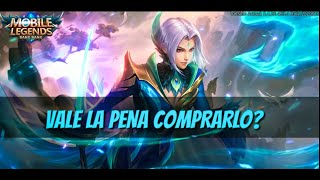 VALE LA PENA COMPRAR A LING?| BUILD + TIPS| MOBILE LEGENDS ESPAÑOL 2019