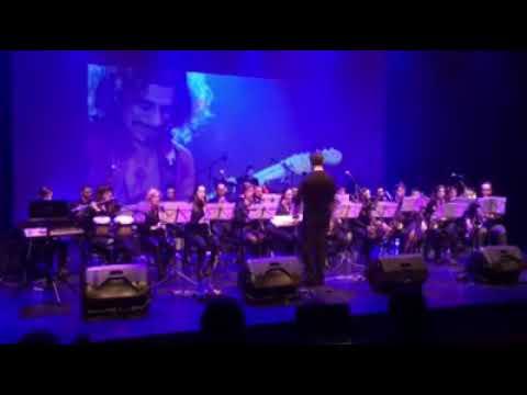 No Hablo Español (excerpt) - Orquestra da SCR Vale da Pinta