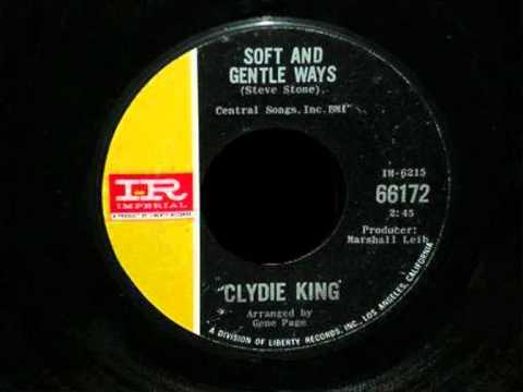 Clydie King - Soft and gentle ways