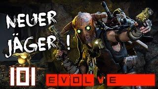EVOLVE # 101 - Jack ! (Neuer Jäger) | Let