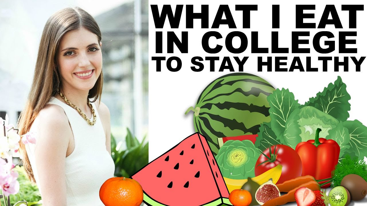 How To Eat Healthy In College On A Budget