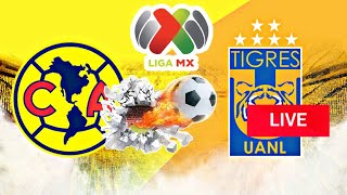 AmÉrica Vs Tigres En Vivo Hoy CampeÓn De Campeones 2019