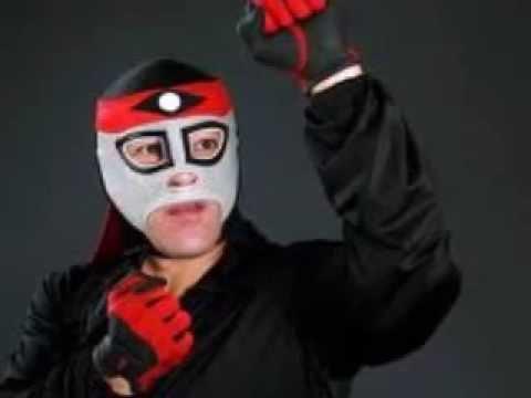 Triple Aaa Number >> Lucha Libre Triple AAA-Theme Song Octagon AAA - YouTube