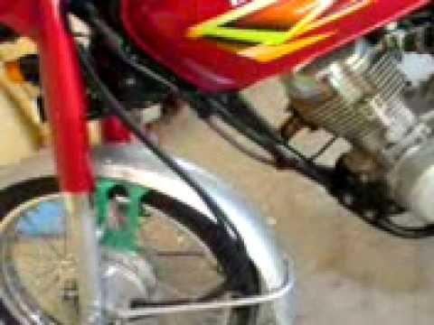 Honda Tmx 155 Youtube