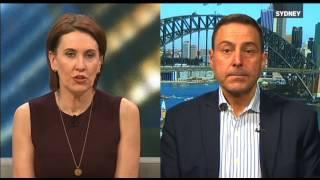 Compass' Tony Boyadjian on ABC Breakfast TV with Michael Rowland and Virginia Trioli