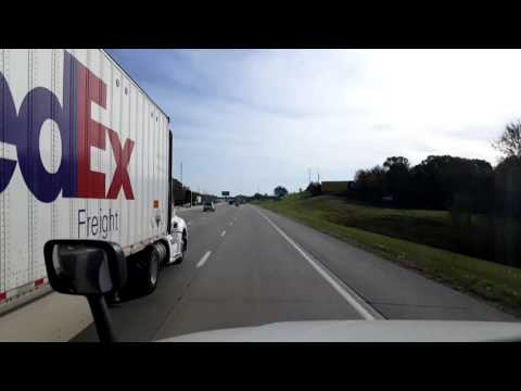BigRigTravels Live! - Edwardsville, Kansas to Kansas City,  Missouri - October 28, 2016