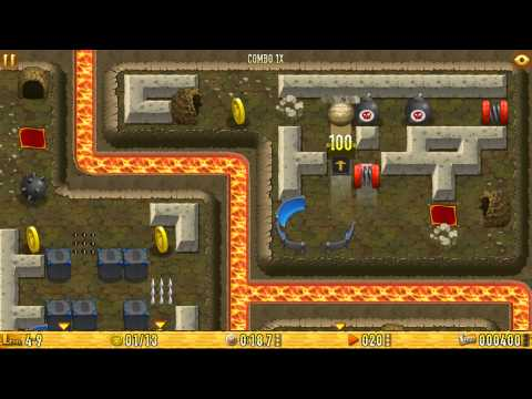 Armadillo Gold Rush HD - Launch Trailer iPhone/iPad/iOS May 7th 2015