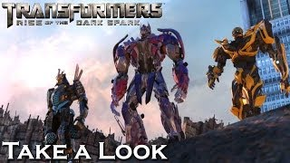 Transformers: Rise of the Dark Spark - X360 PS3 Gameplay (XBOX 360 720P) Take a Look